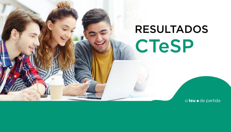 (Português) CTESP Resultados e Matrículas<