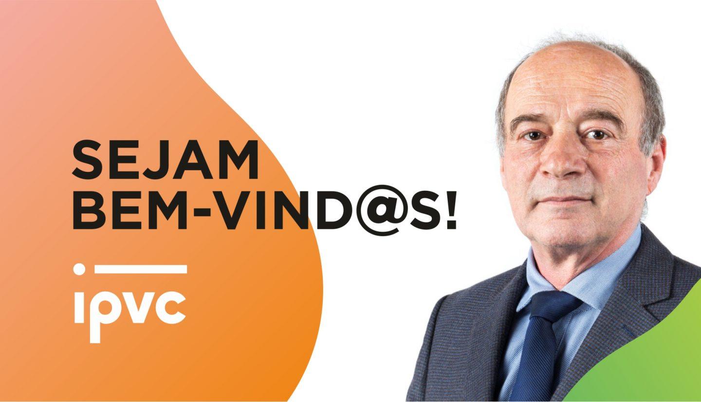 (Português) Presidente do IPVC felicita nov@s alun@s<