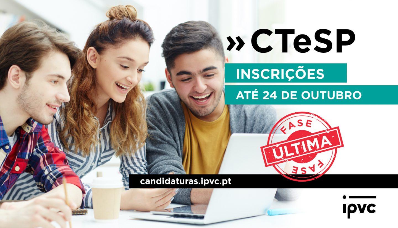 (Português) CTESP - 3ª e última fase de candidatura<