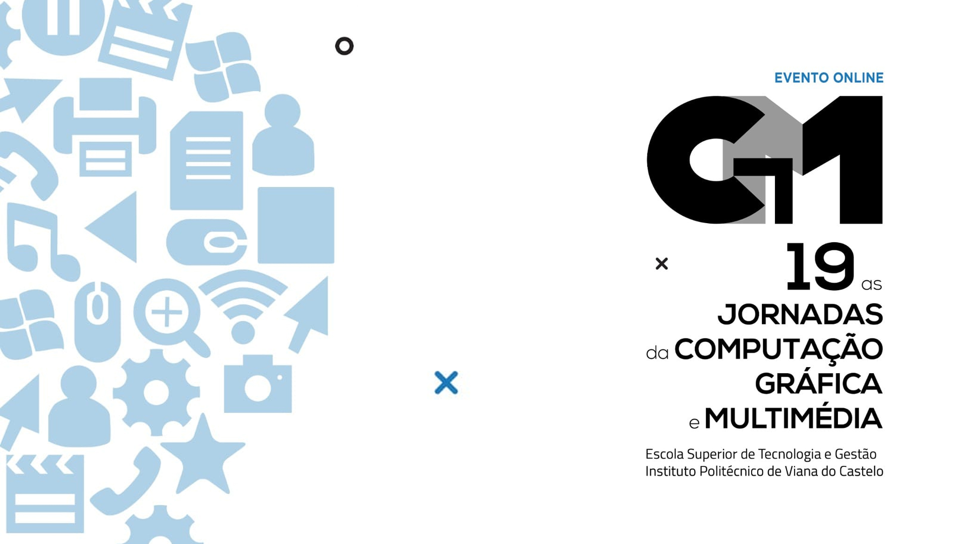 19º Jornadas da Computação Gráfica e Multimédia